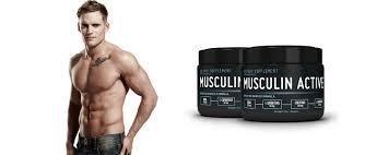 Musculin active - für Muskelmasse - comments - Nebenwirkungen - kaufen