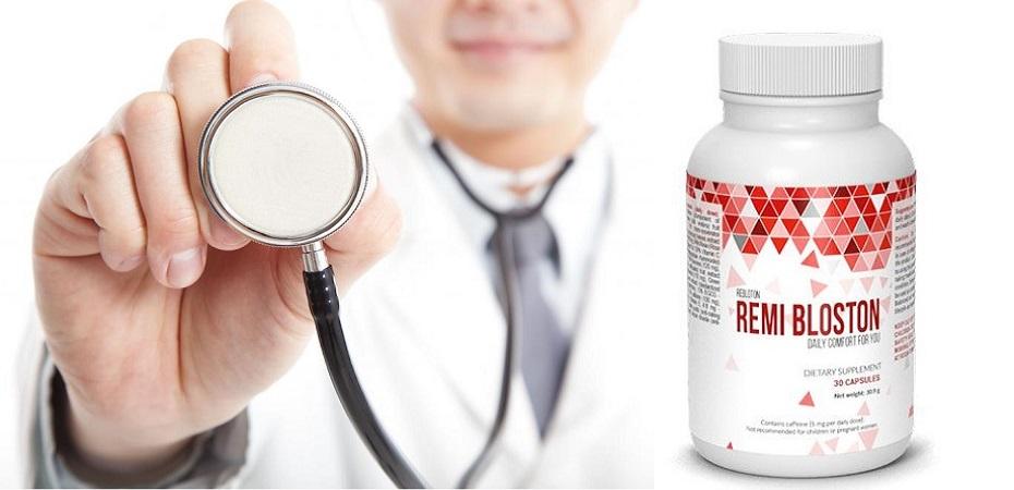 Remi bloston - für Bluthochdruck - in apotheke - inhaltsstoffe  - Nebenwirkungen