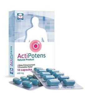 Actipotens - forum - inhaltsstoffe - test